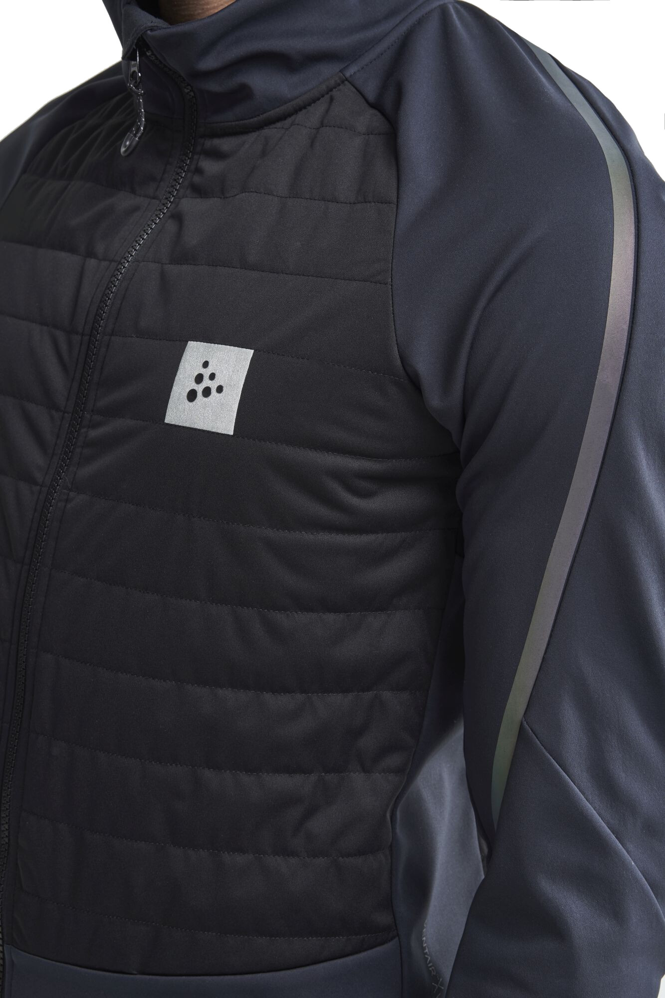 44cf77d05b1 Craft Heat Tech Primaloft Jacket Men black at Bikester.co.uk